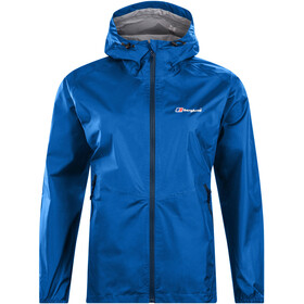 Berghaus Deluge Light Shell Jacket Women galaxy blue